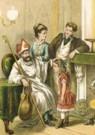 Anoniem  -  Sinterklaas, ca.1890 - Postcard -  QSINT001-1