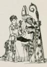 Nans v. Leeuwen (1900-1995)  -  Sinterklaas, ca.1935 - Postcard -  QSINT009-1