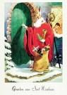 Anoniem  -  Sinterklaas - Postcard -  QSINT028-1