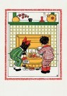 Sijtje Aafjes (1893-1972)  -  Sinterklaas - Postcard -  QSINT031-1