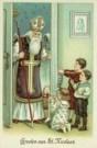 Anoniem  -  Sinterklaas - Postcard -  QSINT033-1