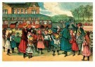 Jan Schenkman (1806-1863)  -  Sinterklaas - Postcard -  QSINT039-1