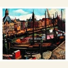 Leuvenhaven Rotterdam, 1926
