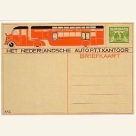 Briefkaart PTT-Niet uitgegeven briefkaart