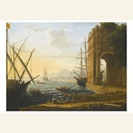 A Mediterranean Seaport