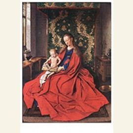 Madonna With The Child Reading 1433