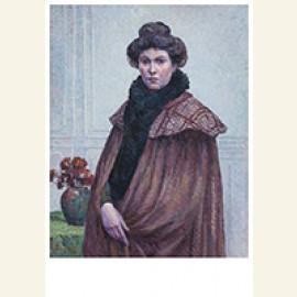 Portrait De Madame Luce (Ambrosine Bouin)
