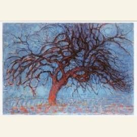 De rode boom, 1908