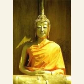 Boeddha near Sanglaburi