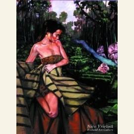 Jungle met batikkld