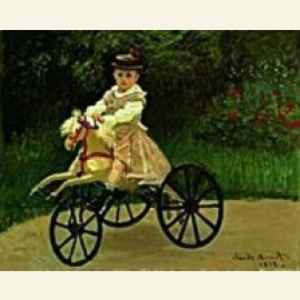 C.Monet/J. Monet on his Hobby