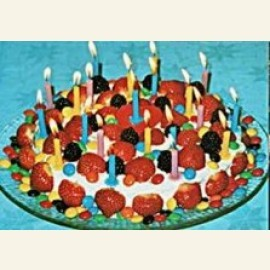Birthdaycake, 2000