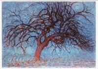 Piet Mondriaan (1872-1944) | De rode boom, 1908 card