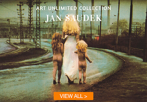 jan saudek cards with button