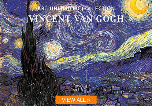 vincent van gogh cards with button